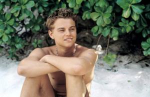 Leo on the Beach.