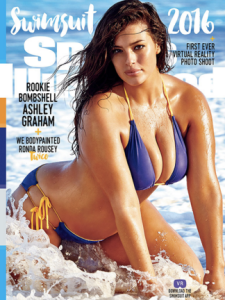 Ashley Graham busted beauty standards wide open with her SI cover.